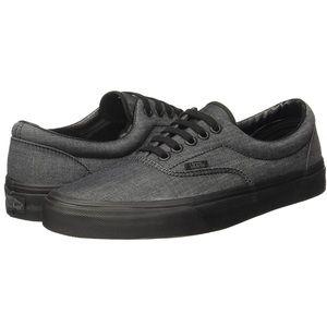 Vans Unisex Era Mono Chambray Skate Shoes